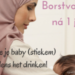 Borstvoeding ná 1 jaar: 10 dingen die je baby (stiekem) denkt tijdens het drinken!