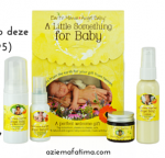WINACTIE met Earth Mama Angel Baby!