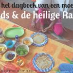 Mommy Diary: Mijn kids & de heilige Ramadan