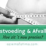 Borstvoeding & Afvallen: Hoe zit 't nou precies?