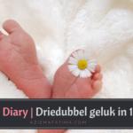 Doula Diary | Driedubbel geluk in 1 week