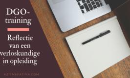 DGO training | Mijn reflectie als verloskundige in opleiding